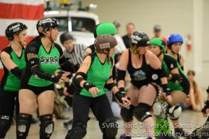 ©2012 Mike Ko, SiliconValley Designs, SVRG's new faces Volcanic Ash, Patty Hearse, and Foo Bar