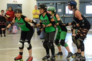 ©2012 Mike Ko, SiliconValley Designs, SVRG's Skater Tots, Unleasha Moore, Mongoose, and SCDG's Skye Skrapper